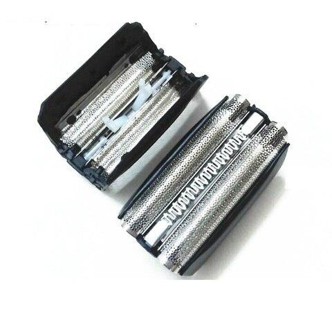 Folha para Braun Cabeça de Barbear Shaver Series 5 8000 550 530 570cc 5643 8991 8995 8374 5649 8975 8985 8986 Substituição Malha 51 s 51b