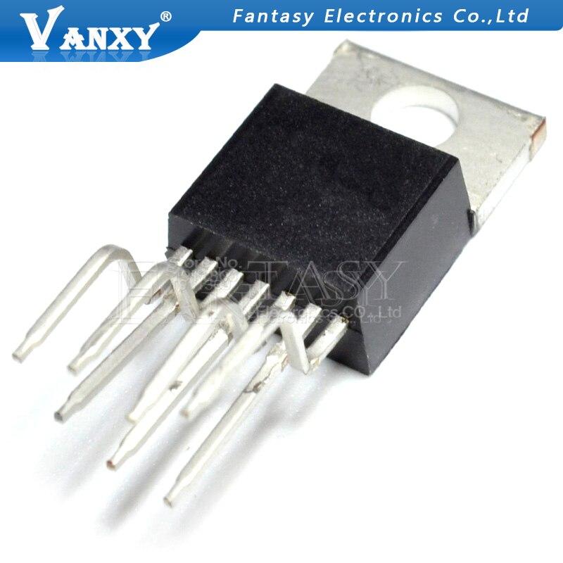5pcs TDA2052 TO220-7 TDA2052V TO-220