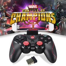 GEN GAME S5 Wireless Bluetooth game joystick android gamepad Built in 400 mAh for Android ios