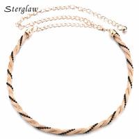 2018 Echte Vrouwen Lente Nieuwe Hoge Kwaliteit Vrouwelijke Riem Gouden Tailleband Diamant Dunne Taille Keten vrouwen Jurk Accessoires F044