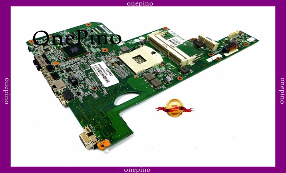 Top quality , For HP CQ62 G62 G72 615849-001 laptop motherboard,system board for hp g62 g72 laptop motherboard with graphics 615848 001 01013y000 388 g