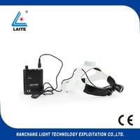 3W LED Surgical High Power Headlight Dental Head Lamp Medical headlights free shipping-1set