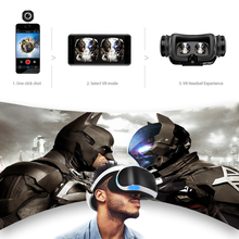 Fish Eye Lens 360 Camera with Wide Dual Angle