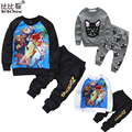 2-6yrsKids Clothes Baby Boy Girls Clothing Set Cartoon Minnie children wear Cotton Casual Tracksuits Toddler Clothing Sport Suit