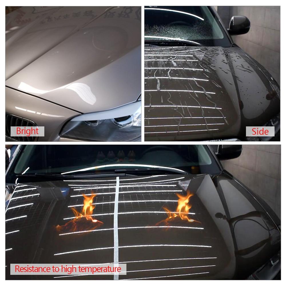 Ceramic Car Wax >> 9h Paint Coat Car Wax Nano Ceramic Glass Coating Super Hydrophobic