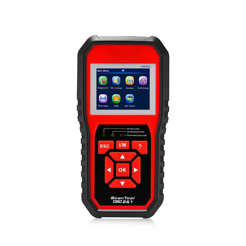 Car Auto Diagnostic Tools Fuel Condition Coolant Temperature Automotive Multi Language Professional Car Scanner Diagnostic Tool