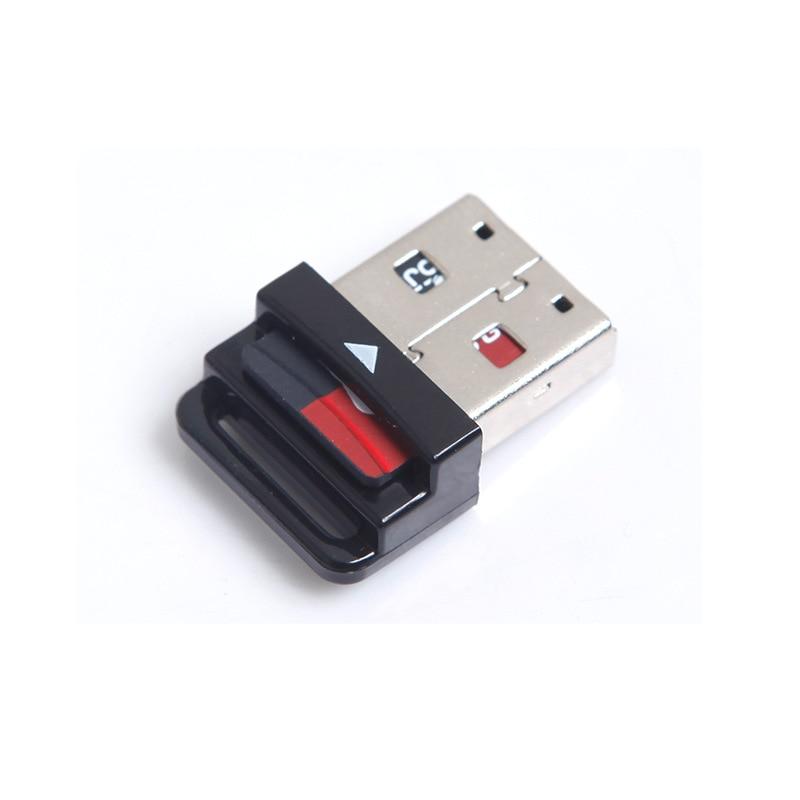 Compatible MiNi USB2.0 Card Reader TF / MicroSD / MicroSDHC / MicroSDXC All In 1 Card Read