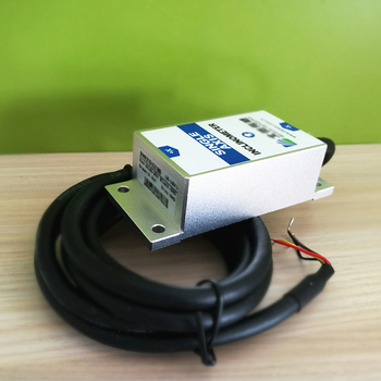 BWK215 Tilt Angle Sensor Single Axis Inclinometer with Accuracy 0.2 Degree Resolution 0.02 Degree / CAN output 9-35V