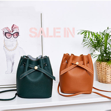 The new instagram bucket bag for summer 2019 is a one-shoulder crossbody women with small mini cell phone on sale