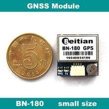 Маленький gps модуль, gps ГЛОНАСС двойной, ГНСС модуль, gps модуль, UART ttl уровень, BN-180