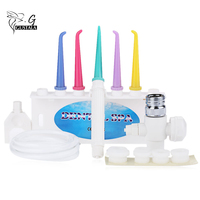 Gustala Portable Dental Water Floss Oral Irrigator Dental SPA Water Cleaner Tooth Flosser Cleaning Oral Gum
