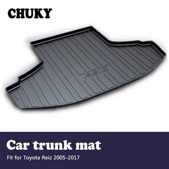 CHUKY For Toyota Reiz 2005 2006 2008 2009 2010 2011 2012 2013 2014 2015 2016 2017 Car Cargo rear trunk mat Anti-slip Accessories