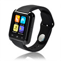 Bluetooth smart watch u80 relógio de pulso esporte para iphone 4/4s/5/5s samsung s4/note 2/note 3 htc android telefone