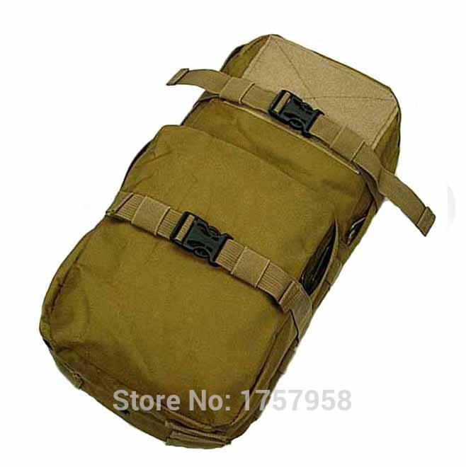 Molle MBSS 3L Hydration Water Backpack Untuk Taktikal Vest Travel Riding Bike Bicycle Water Bag