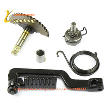 GY6 50 80cc Starting Lever Actuating Scooter Engine Kick Starter Spring Idle Gear Spare Parts 139QMB