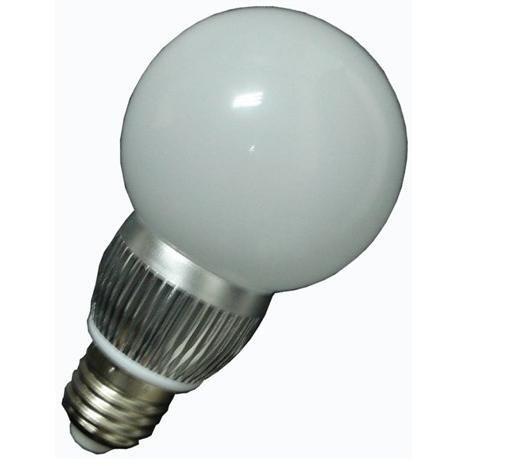 E14/E26/E27 base(please specify)3*1W led bulb;cool white;P/N:QP3W005