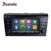 2 din Car Stereo Car DVD Player For MAZDA3 MAZDA 3 2004 2005 2006 2007 2008 2009 AutoRadio Tape Recorder AudioGPS Navigation RDS