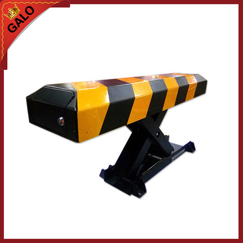 Remote controls automatic parking barrier,reserved car parking lock,parking facilities reserved w16013110656