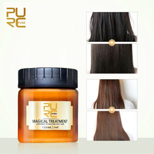 PURC Professional Magical Treatment Hair Mask Nutrition Infusing Masque For 5 Seconds Repairs Hairs Damage  Soft New