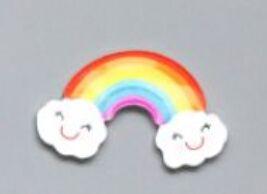 Nintendo Super Mario Bros магниты на холодильник стикер сообщений смешные девочки мальчики для малышей детей студентов игрушки подарок на день рождения - Цвет: rainbow