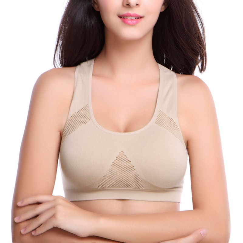 df82f84e16a262 New-Ladies-Fitness-Bra-Padded-Cosy-Wirefree-Bralette-Women -Seamless-Double-Layer-Push-Up-Comfort-Breathable.jpg