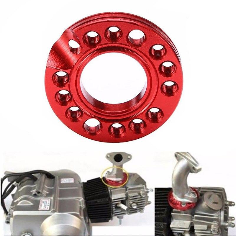 КАРБЮРАТОР впускной коллектор Spinner плиты для 90/110/125cc ATV Пит Байк