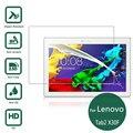 Para lenovo tab2 x30f vidrio templado 9 h protector de pantalla película protectora de seguridad en la ficha 2 a10-30 x30 x30m