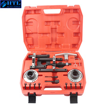 three cylinder engine timing tool for Ford Fawkes 1.0 1.0T timing tool kit made utool engine timing tool master kit engine tool for ford 1 4 1 6 1 8 2 0 di tdci tddi also for mazda