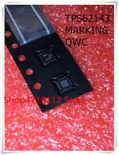NEW 10PCS/LOT TPS62143RGTR TPS62143 MARKING QWC QFN-16 IC