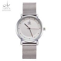 Fashion Shengke Brand Luxury Women S Casual Watches Waterproof Quartz Watch Women Dress Wrist Watch Relogio