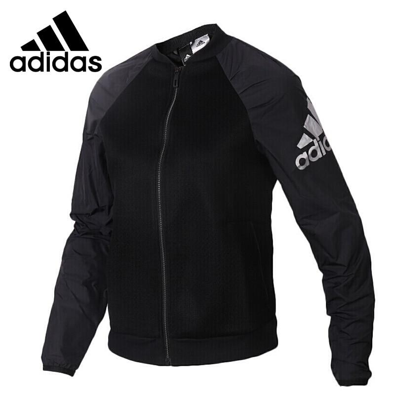 Original New Arrival 2018 Adidas JKT KN BOMBER Women's jacket Sportswear original new arrival 2017 adidas id jkt bomber women s jacket sportswear