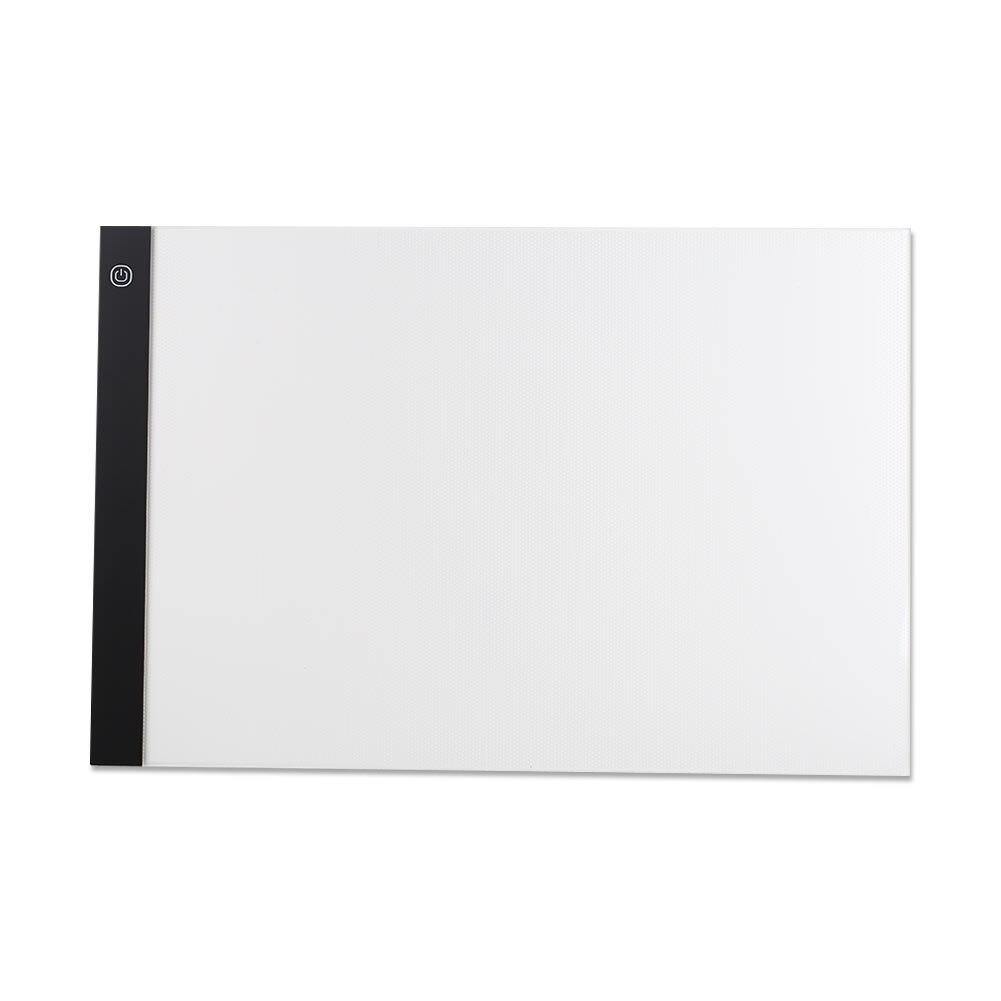 Tablette graphique A3 tablette de dessin multifonctionnelle étanche dessin animé peinture écriture tampons de copie durable 2500LUX traçage conseil
