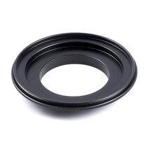 49/52/55/58/62/67/72/77 мм макрообъектив Обратный Кольцо адаптер для Nikon AI AF D3100 D3200 D5100 D5200 D5300 D7000 D7200 D90