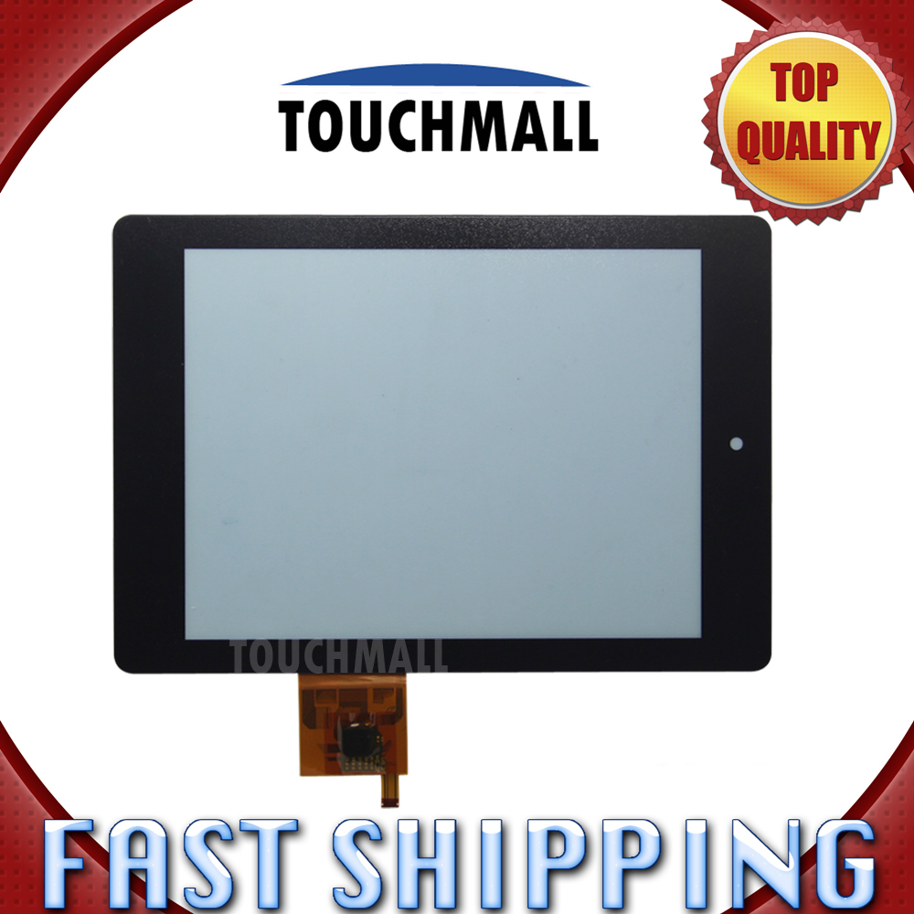 For New Touch Screen Digitizer Glass Replacement Acer Iconia Tab A1 A1-810 A1-811 Black 7.9-inch Free Shipping for acer iconia tab a1 a1 810 a1 811 a1 810 tablet pc touch screen panel digitizer glass lens sensor repair parts replacement
