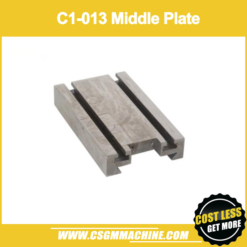 Free Shipping C1 013 middle plate C1 cross slider