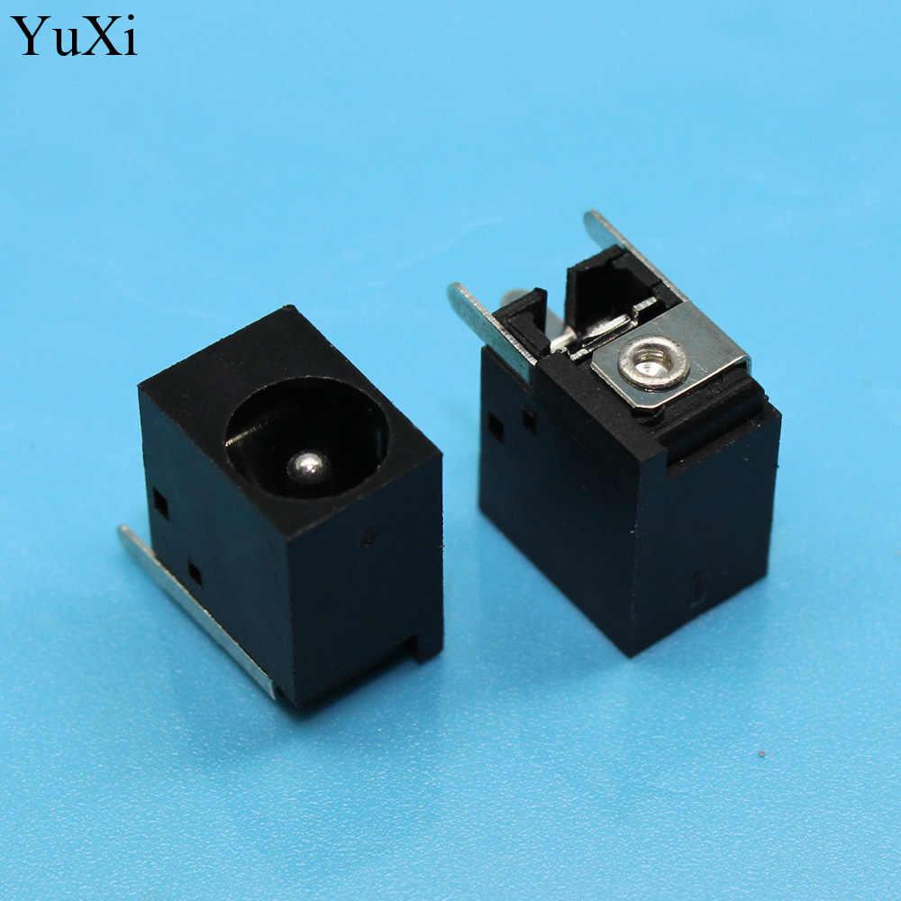 YuXi נטבוק מחברת מחשב נייד טעינת נמל כוח DC ג 'ק מחבר עבור LG E300 P100 LGE23 LGW6 LW40 LS50a LE50 DC ג' ק