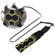 Soccer Ball Kick Trainer Bags Team Sports Football Training Equipment Kick Solo Children Auxiliary Circling Belt Soccer Trainer
