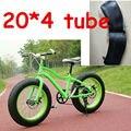 Высокое качество на квадроциклах внутренняя труба шины 20 x 4 всех малых ATV багги шин мини-скутер снегоход 20 дюймов 4 велосипедов A / V шрейдер клапана