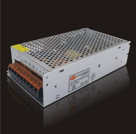 цены 12V 20A 240W Switching Power Supply Driver for LED Strip AC 100-240V Input to DC 12V
