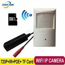 POE 720P wifi Night vision camera Mini IP Camera Security Camera Indoor Security CCTV TF card camera wifi POE CAM P2P ONVIF H.26