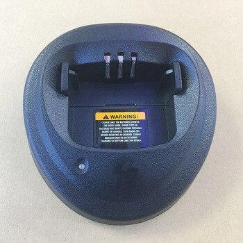 365c7fb12a4 50 unids/lote la única base cargador para motorola ep450 gp3188 gp3688  cp040 etc walkie
