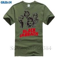 Black Sabbath Us Tour 78 T Shirt Best Heavy Metal Rock Adult Black Print Tee 2017