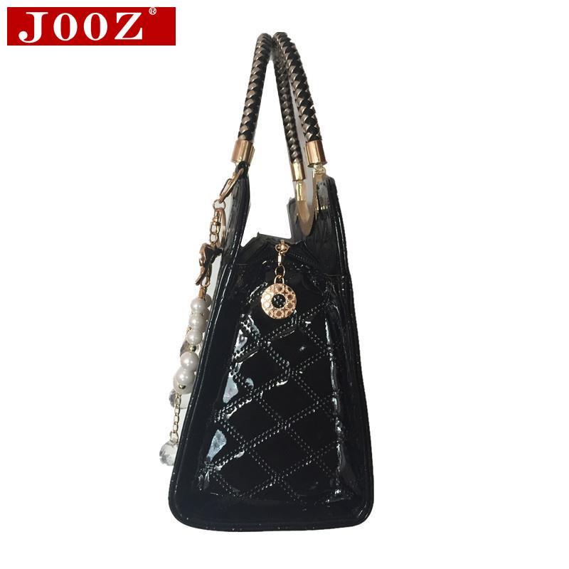 principal bolsos de couro de Popular Elements : Diamond Lattice