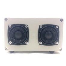 2 дюйма 3ohm 8 Вт аудио Динамик полный спектр стерео звук Динамик коробка для автомобильная стереосистема Главная Театр портативный Динамик