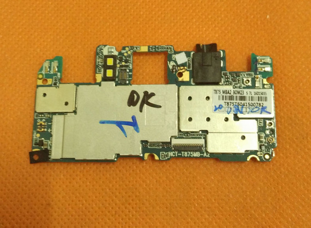 """Mainboard gốc 3 Gam RAM + 16 Gam ROM Bo Mạch Chủ cho Cubot H2 MTK6735A Quad Core 5.5 """"HD 1280x720 Miễn Phí Vận Chuyển"""