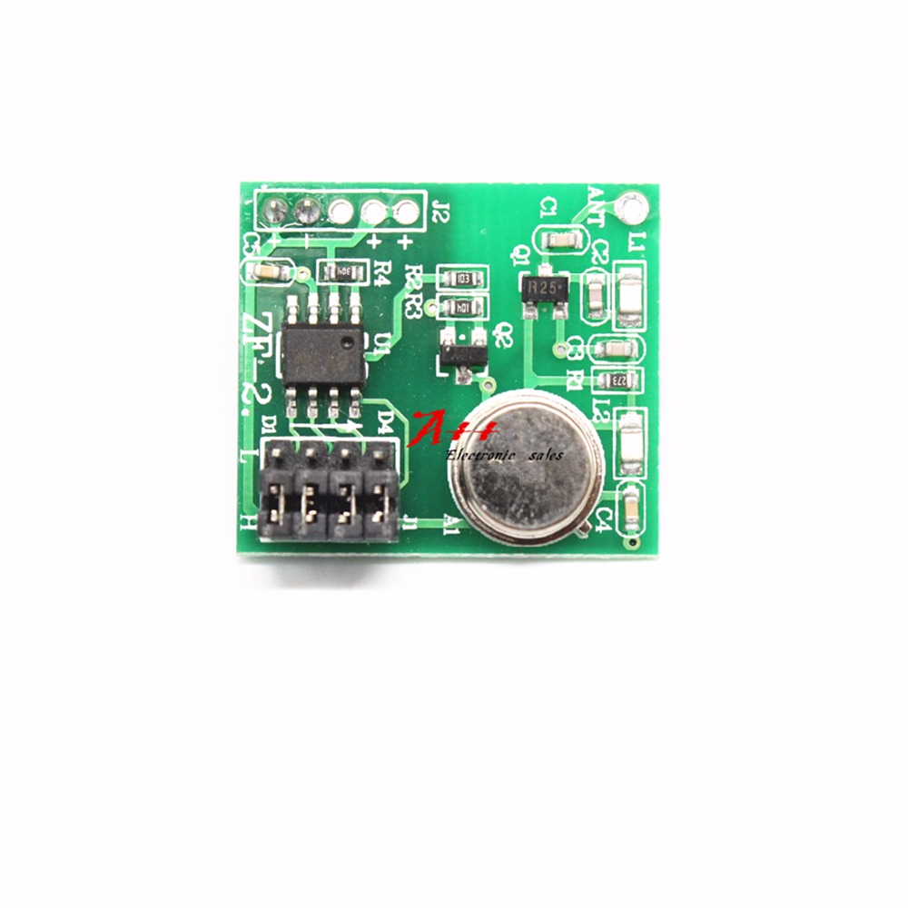 315Mhz Wireless Transmitter Module With Encoded Mode EV1527 10PCS