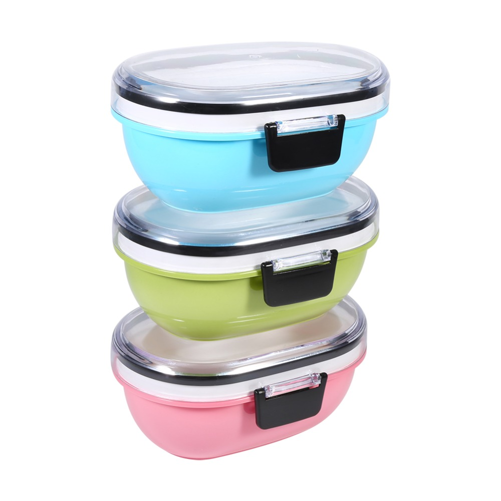 outdoor lunch bento box meal prep containers pp plastic lunch bento box for school office. Black Bedroom Furniture Sets. Home Design Ideas