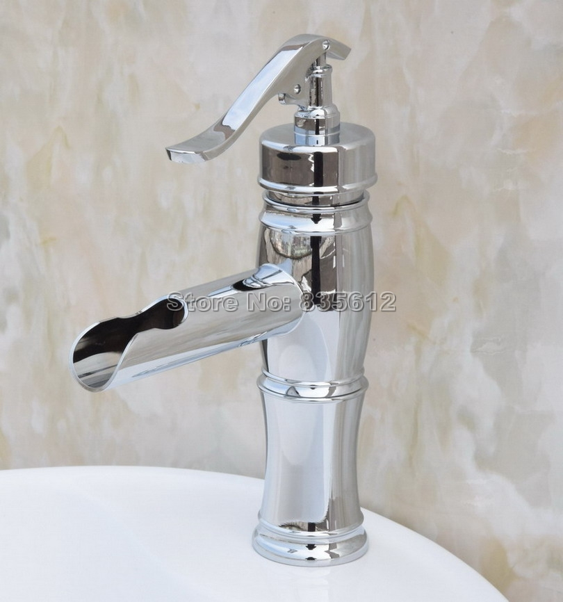 New Polished Chrome Quot Water Pump Look Quot Style Bathroom