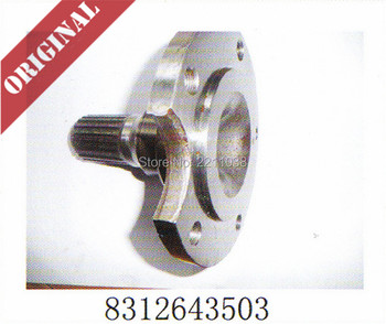 Linde forklift part wheel shaft 8312643503 350 diesel truck H12 H16 H18 H20 new service spare parts