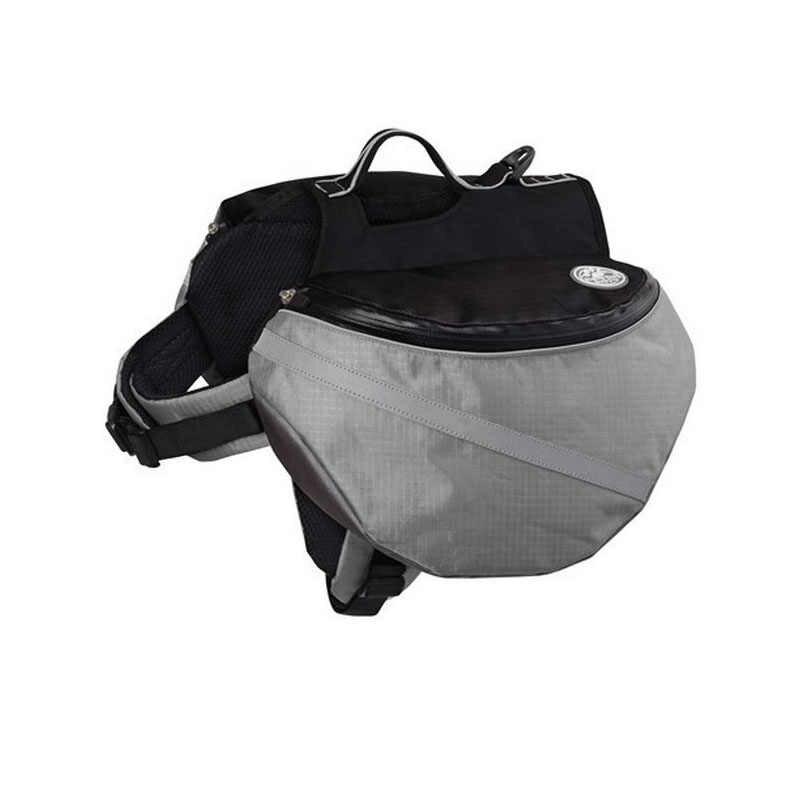 Grand sac à dos de transport pour chien PB610, sacoche de selle pour voyage, grande capacité